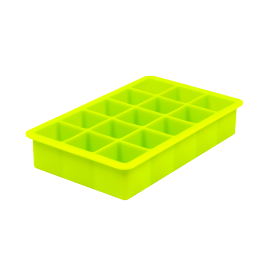 SQUARE ICE CUBE TRAY SMALL 1,25 inch