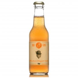 THREE CENTS GENTLEMEN SODA 24FL 20CL