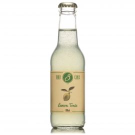 THREE CENTS LEMON TONIC 24FL A 20CL